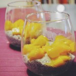 Recipe: Coconut Chia Pudding with Mango