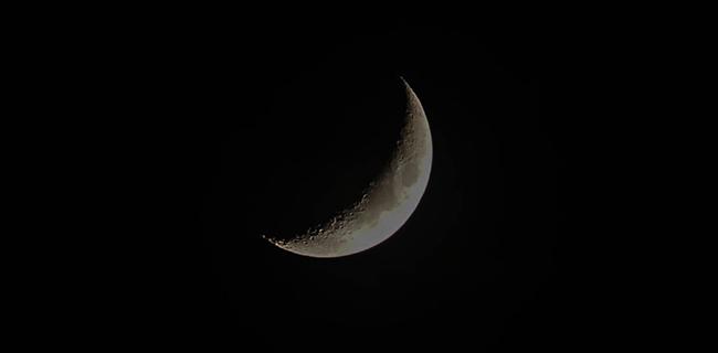 Dark half moon