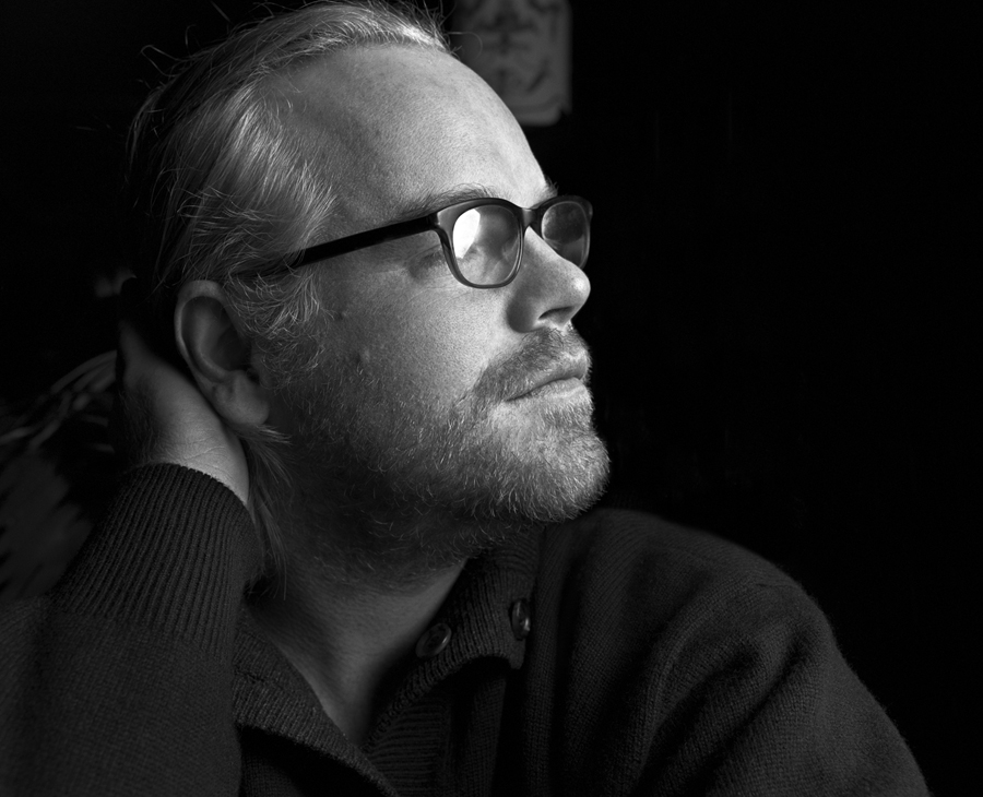 Phillip Seymour Hoffman by Mark Abrahams