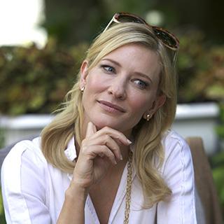 Cate Blanchett in Blue Jasmin