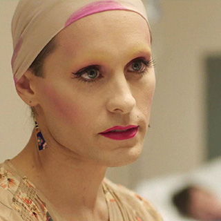 Jared Leto in Dallas Buyers Club Oscars 2014